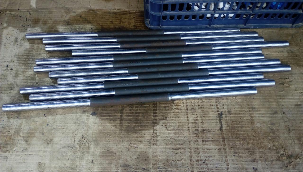 Шпильки М16*200 сталь 45 изготовление в Алматы