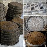 Люк чугунный, Тип С, круглый, ГОСТ 3634-99 нагрузка 12,5 тонны, фото 3
