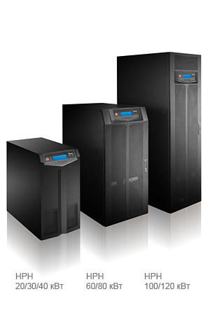 ИБП Delta HPH 30 кВА/30 кВт, 3ф/3ф без батарей, GES303HH330035