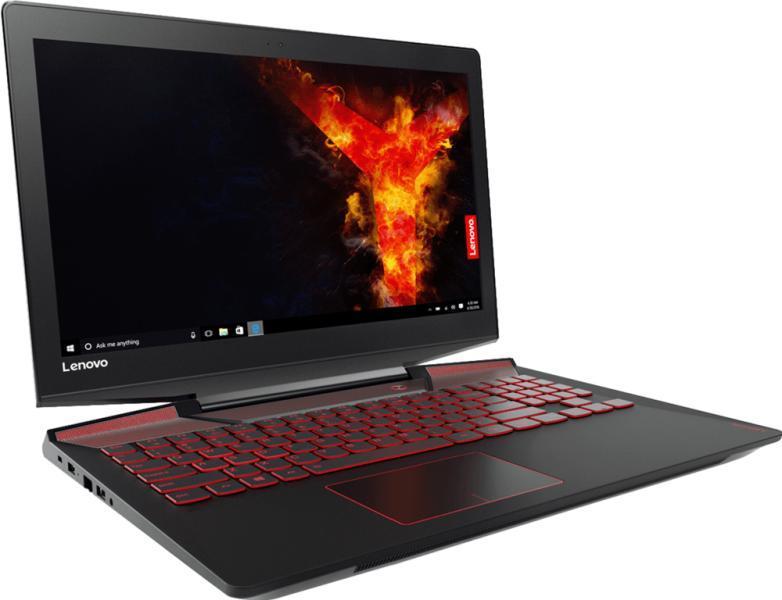 """ИГРОВОЙ НОУТБУК Lenovo LEGION Y720 15.6"""" FHD IPS AG, Intel Core i5 7300HQ, 8GB DDR4, 1TB, 80VR001RRK"""