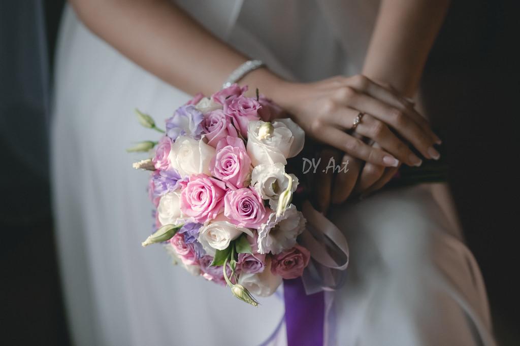 Букет невесты Венеры