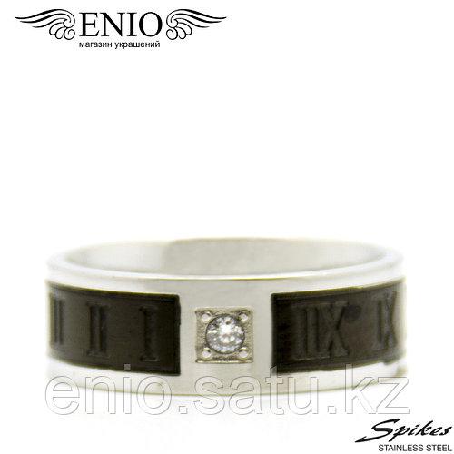 Стальное кольцо Spikes