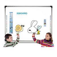 """Интерактивная доска электромагнитная ET-D 85"""" IQboard 1-APD085 < 2 касания >, 1-APD085"""