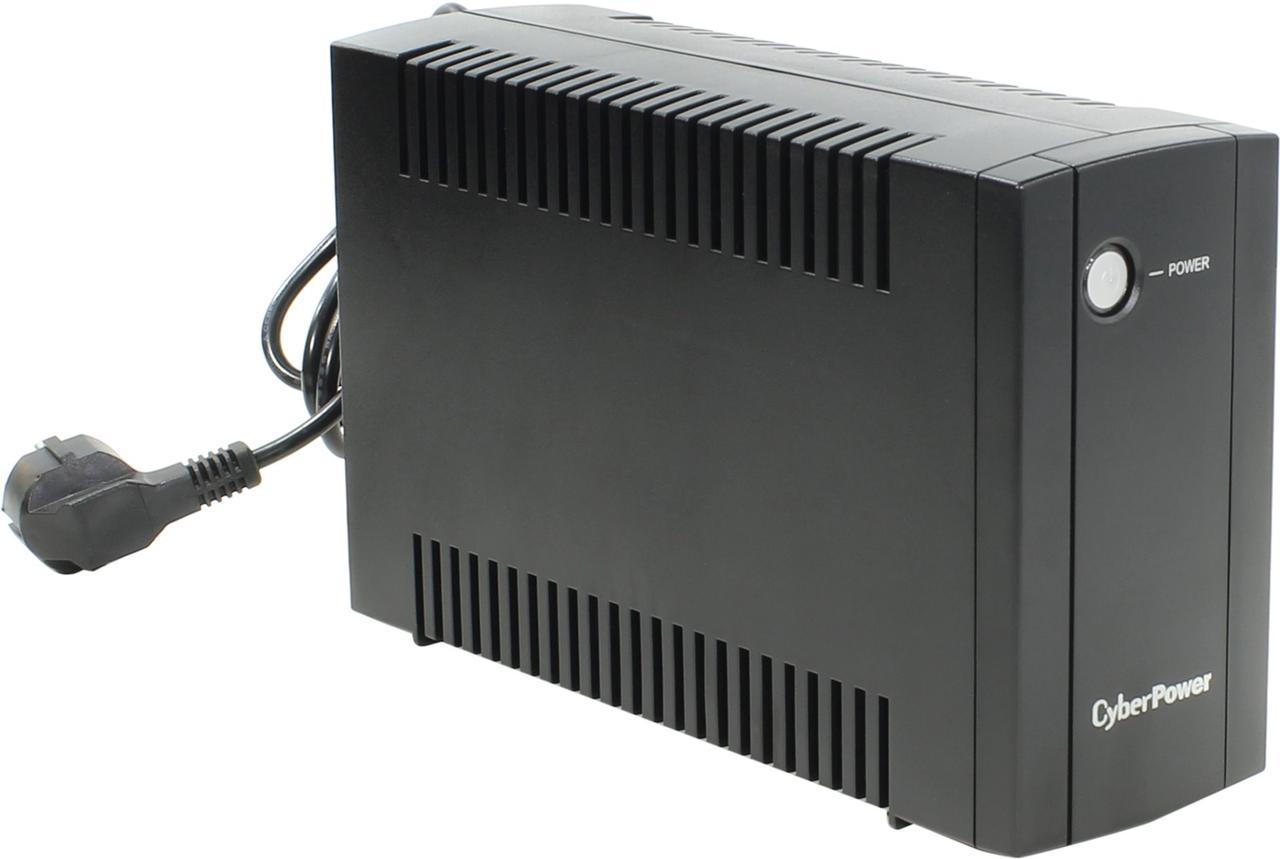 Интерактивный ИБП, CyberPower UT1050EI, 4 выходных разъема типа IEC C13