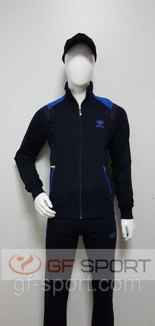Спортивный костюм Adidas(черный)