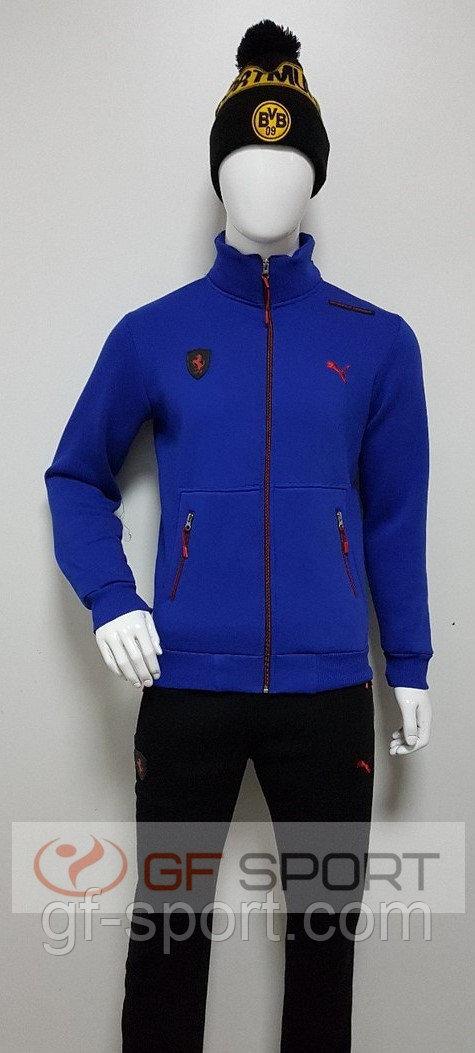 Спортивный костюм Puma(синий)