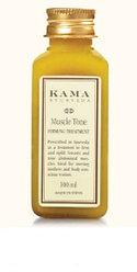 Укрепляющее масло для груди и живота Кама Аюраеда (MUSCLE TONE FIRMING TREATMENT OIL) 100 грамм .