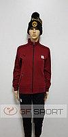 Спортивный женский костюм Puma(красный)
