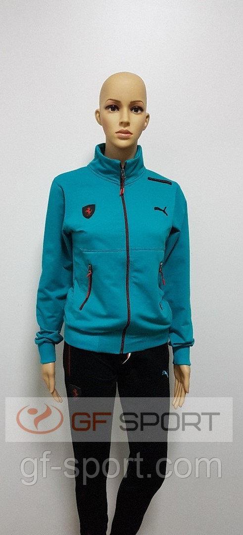 Спортивный женский костюм Puma