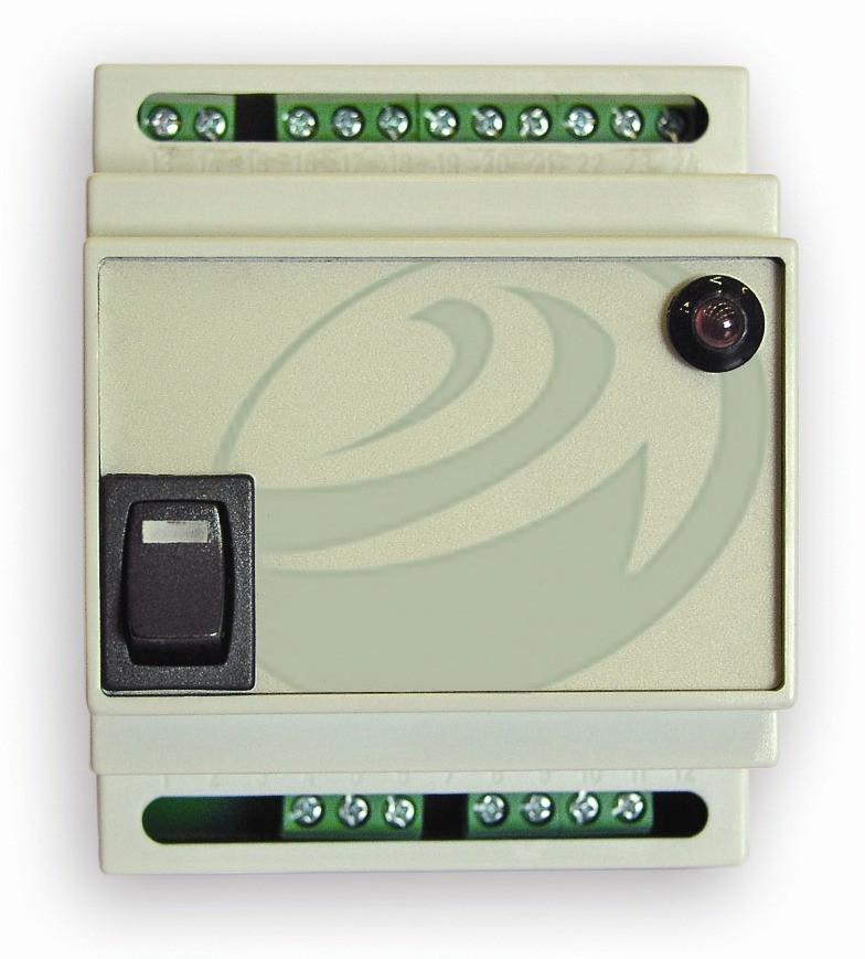 Контроллер СКПВ12В-din Теплолюкс