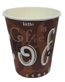 Стакан бумажный Coffee Coffe для гор. напитков, 300мл