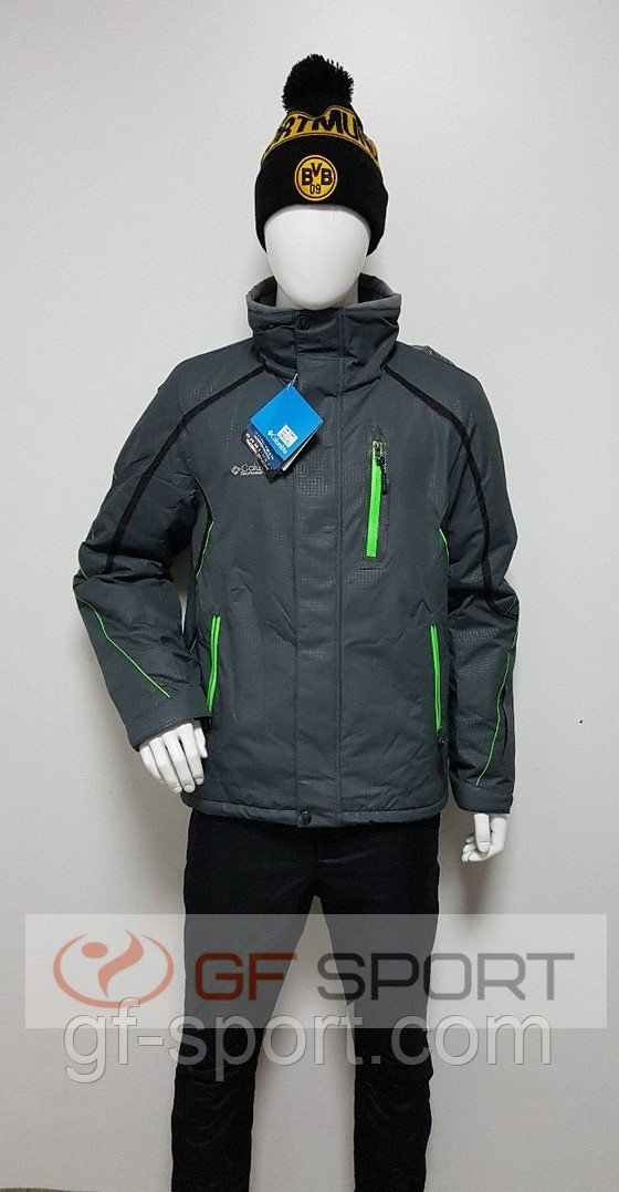 Костюм мужской горнолыжный Columbia(серый)