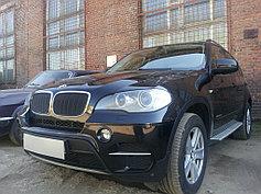 Защитно-декоративные решётки радиатора BMW X5 E70