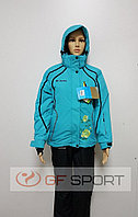 Костюм женский горнолыжный Columbia(голубой)