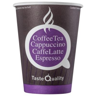 Стакан бумажный Taste Quality для гор. напитков, 300мл