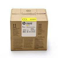 Струйный картридж HP 610 (Оригинальный, Желтый - Yellow) CN672A