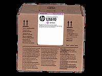 Струйный картридж HP LX610 (Оригинальный, Светло-пурпурный - Light magenta) CN675A