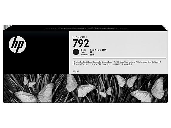 Струйный картридж HP 792 (Оригинальный, Черный - Black) CN705A