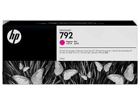 Струйный картридж HP 792 (Оригинальный, Пурпурный - Magenta) CN707A