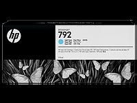Струйный картридж HP 792 (Оригинальный, Светло-голубой - Light Cyan) CN709A