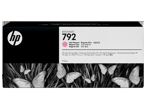 Струйный картридж HP 792 (Оригинальный, Светло-пурпурный - Light magenta) CN710A