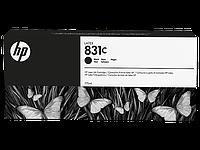 Струйный картридж HP 831с(Оригинальный, Черный - Black) CZ694A