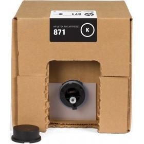 Струйный картридж HP 871 (Оригинальный, Черный - Black) G0Y82C