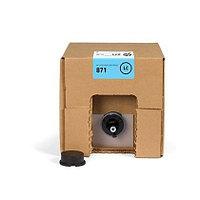 Струйный картридж HP 871 (Оригинальный, Светло-голубой - Light Cyan) G0Y83C