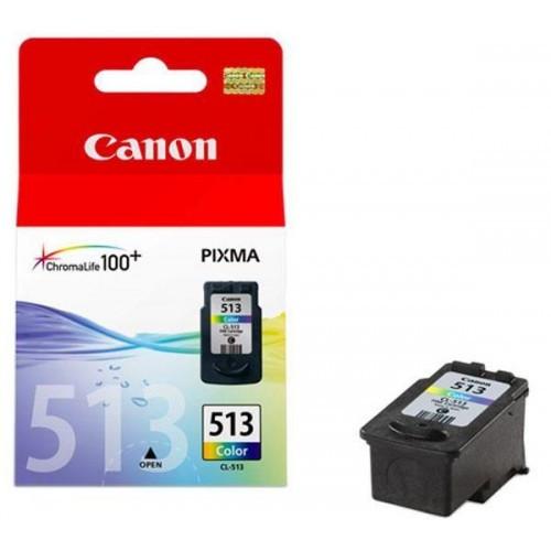 Струйный картридж Canon CL-513 (Оригинальный, Цветной) 2971B007