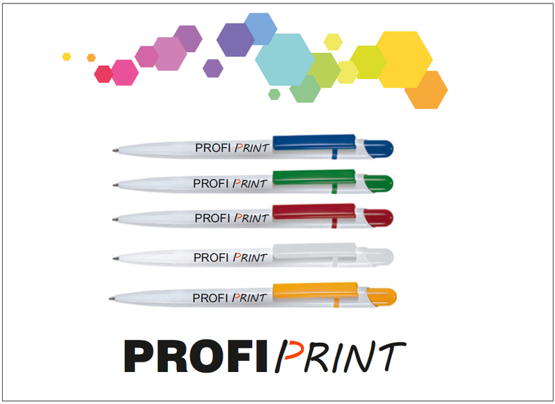 Нанесение полноцветных логотипов на ручках