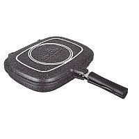 Двойной гриль с каменным покрытием Nice Cooker 35 (Черный)