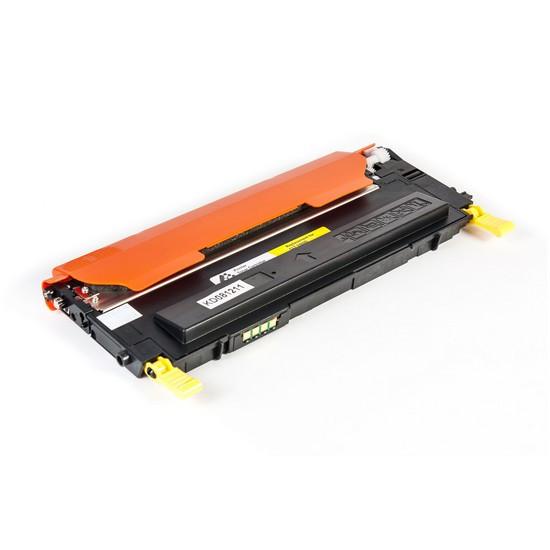 Картридж, Katun, CLT-Y409S, Жёлтый, Для принтеров Samsung CLP-310/315, CLX-3170/3175
