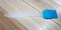 Кулинарная кисточка, гелевая, синяя, 200 мм