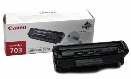 Картридж-тонер Canon 703 для LBP2900/LBP3000