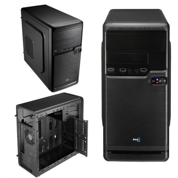 Кейс Aerocool QS-182, Micro ATX/Mini ITX, USB 3.0/2*2.0