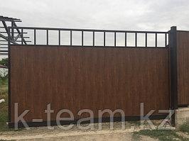 Ворота, шлагбаумы