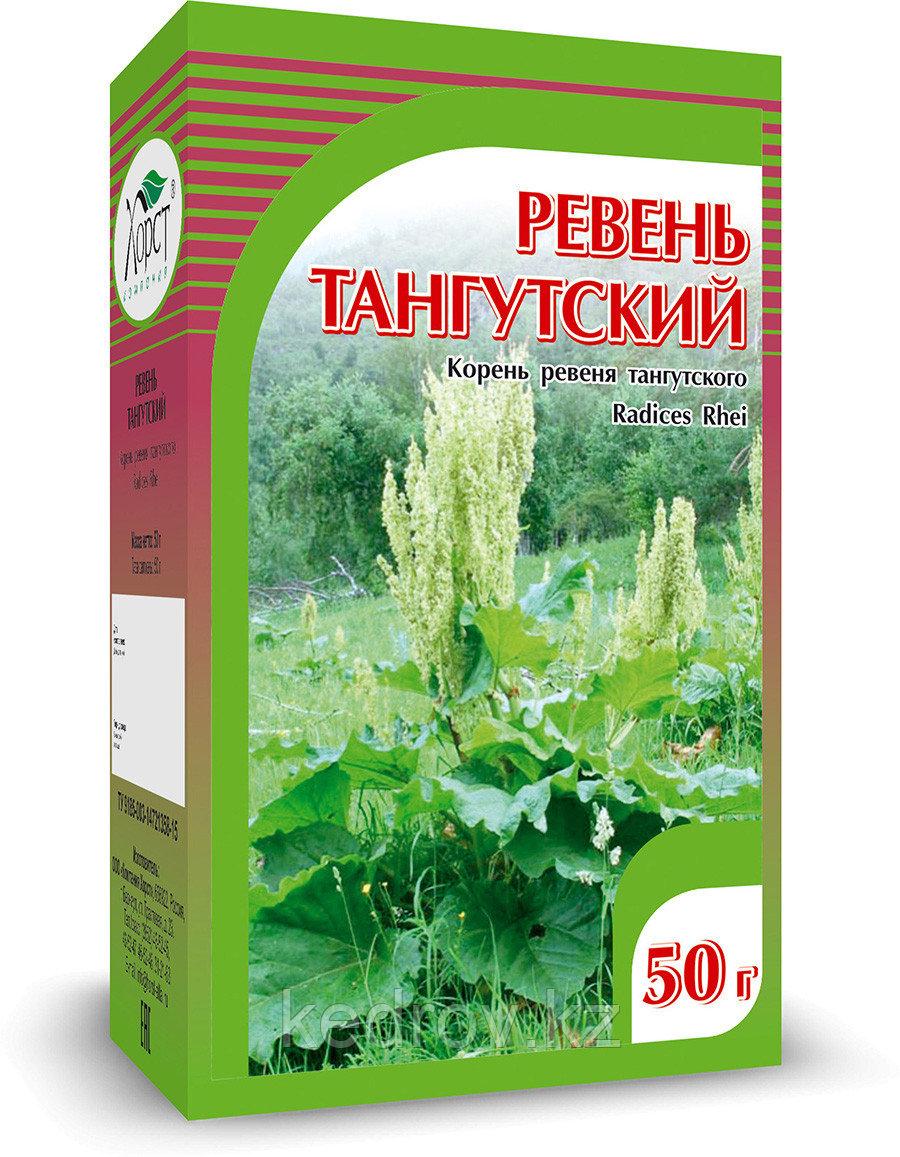 Ревень тангутский, корень 50 гр
