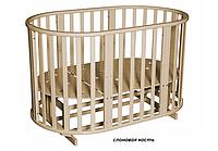 Кроватка Антел Северянка 3.1 слоновая кость 6в1, фото 1