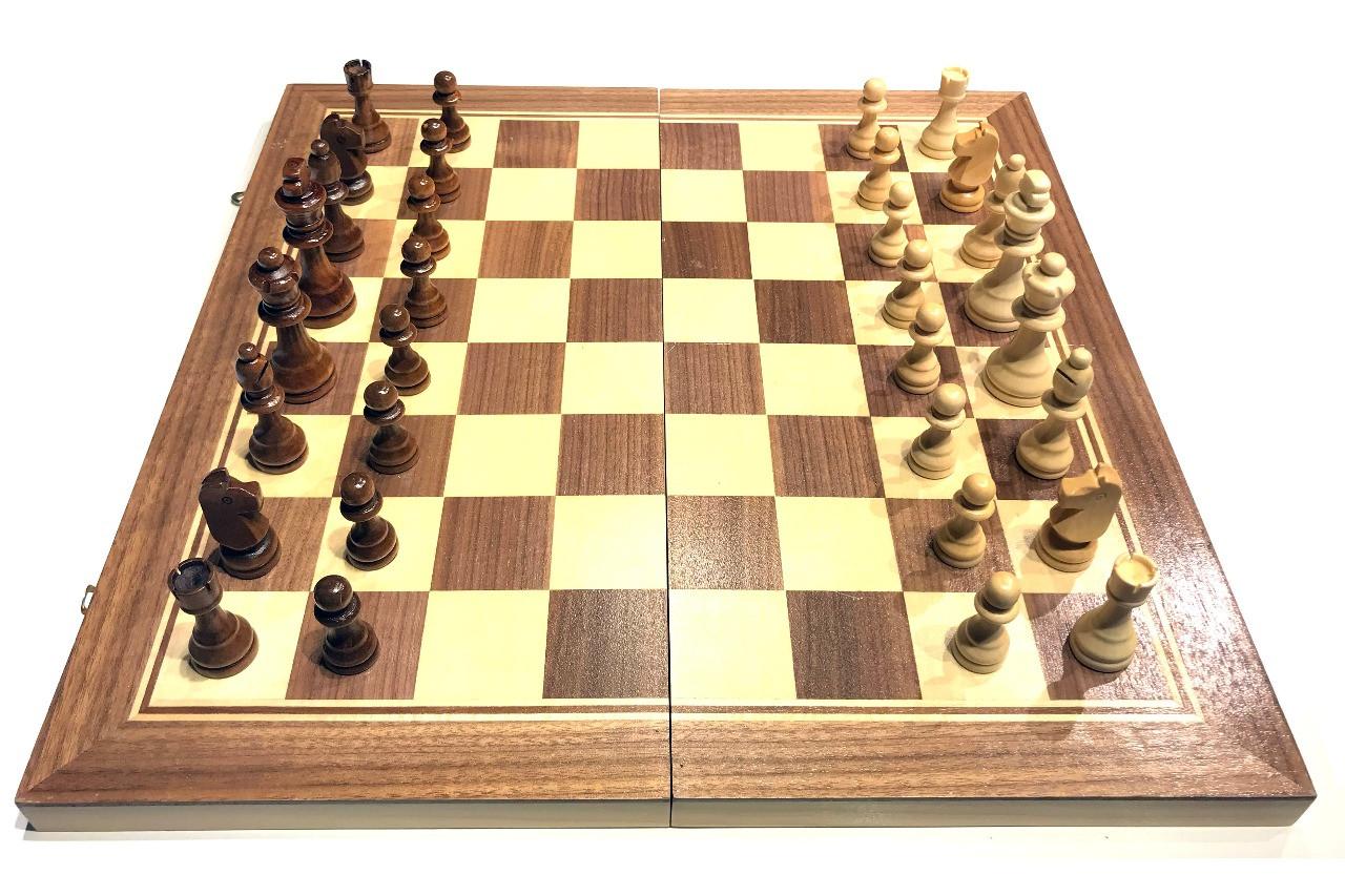Шахматы деревянные 49 *49 см