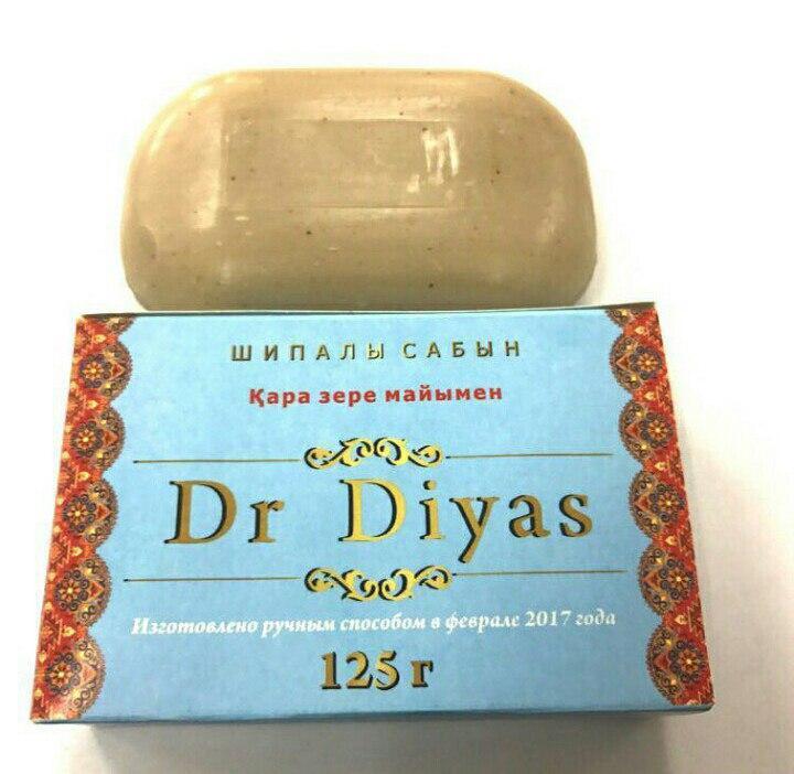 Мыло лечебное DR.DIAS - фото 1