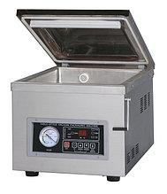 Настольный однокамерный вакуумный упаковщик DZ-260/PD (нерж)