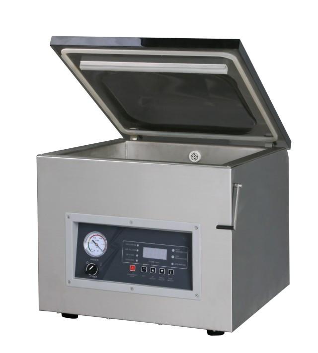 Напольный вакуумный аппарат DZ-500/T (нерж)