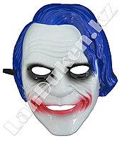 Маска Джокера (синие волосы)