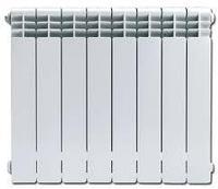 Алюминиевый секционный радиатор RAVELLO 500/100