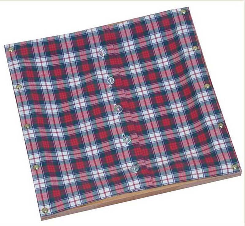 Рамка с маленькими пуговицами (30,5*33 см.)