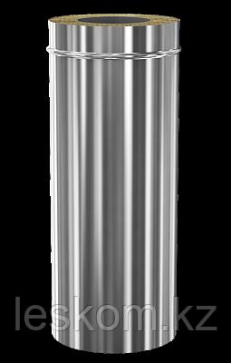 Сэндвич d 115/200 нерж/зерк. 1000 мм