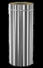 Сэндвич d 115/200 нерж/зерк. 500 мм