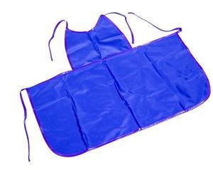 Фартук из непромокаемой ткани (возраст 3-6 лет)