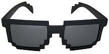Карнавальные очки Майнкрафт (Minecraft) черные