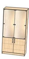 Шкаф для кабинета врача ШФ 01.010